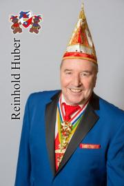 Huber, Reinhold