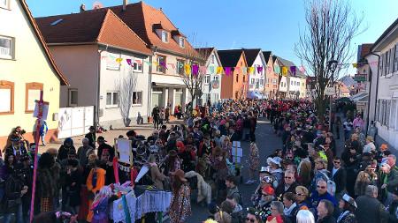 Aufruf des Oberzugmarschalls der Kronauer Karnevalsgesellschaft! @ Kronau