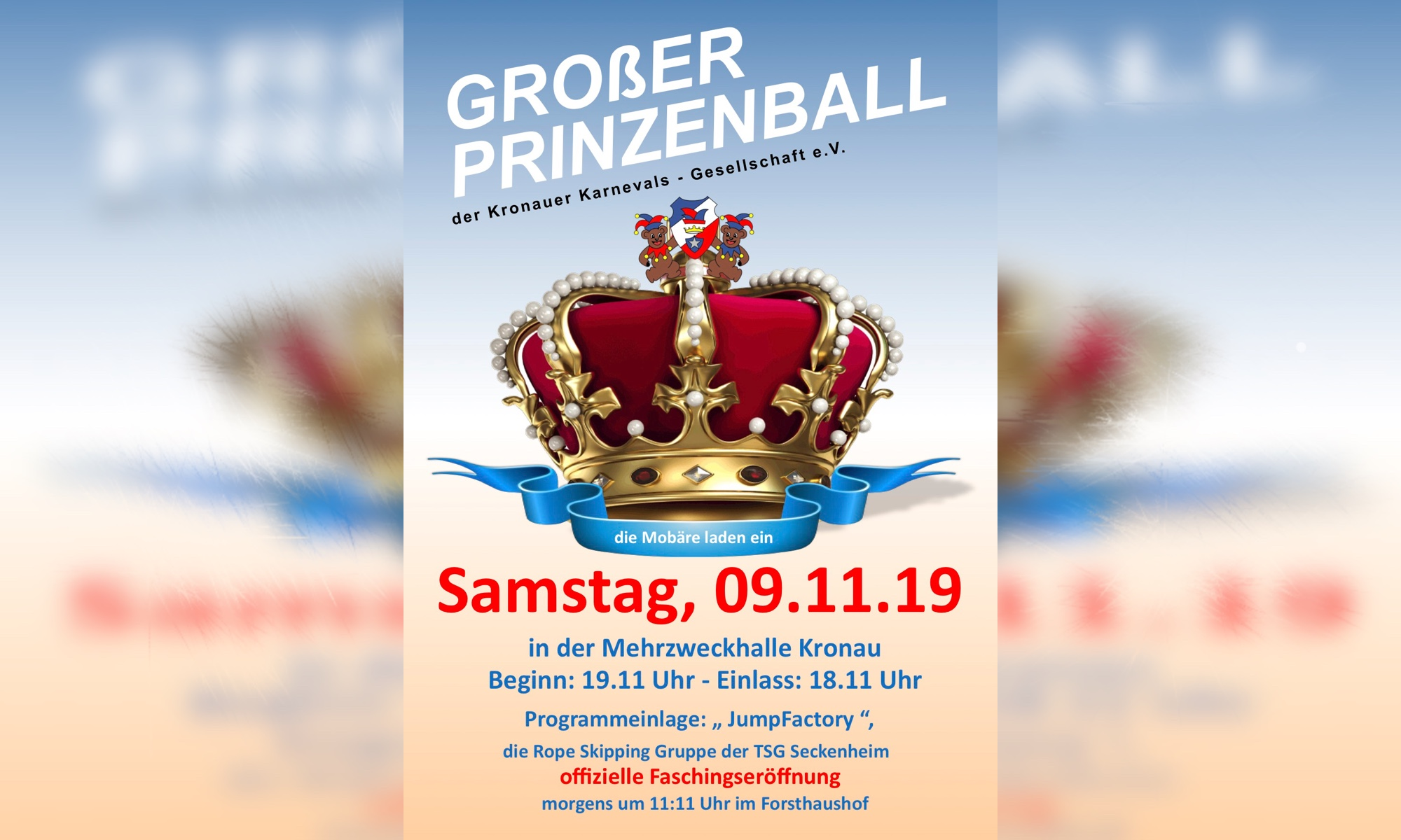 Kronauer Karnevalsgesellschaft e.V.